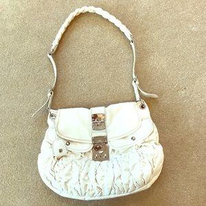 Authentic used Miu Miu matelasse bag